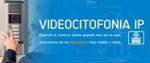 Videocitofonia IP